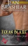 Texas Blaze: The Gallaghers of Sweetgrass Springs Book 5 (Texas Heroes: The Gallaghers of Sweetgrass Springs) (Volume 5) - Jean Brashear