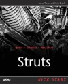 Struts Kick Start - James Turner