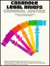 Criminal Justice #1550 - Lloyd L. Weinreb, Norman S. Goldenberg, Peter Tenen
