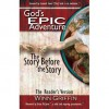 God's EPIC Adventure - the story before the story - Winn Griffin, Leonard Sweet, Brian D. McLaren