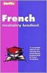 French Vocabulary Handbook (Berlitz Language Handbooks) (French Edition) - Berlitz Publishing Company, Kate Dobson