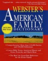Webster's American Family Dictionary - Dictionary