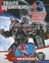 Transformers More than Meets the Eye: 3D Book with Glasses - Hasbro