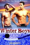 Winter Boys (First Time Gay Sports Romance) - Van Barrett