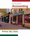 College Accounting, Chapters 1-12 - Douglas J. McQuaig, Patricia A. Bille, Tracie L. Nobles