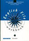 English File 2 Workbook - Clive Oxenden, Paul Seligson, Latham Koenig Christina