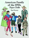 American Family of the 1950s Paper Dolls - Tom Tierney