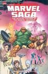 Essential Marvel Saga, Vol. 1 - Peter Sanderson