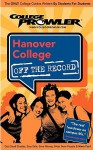 Hanover College (College Prowler Guide) - Nicole Smith