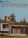 Multi-Level Homes: Split-Level, Bi-Level, Hillside Designs - Inc Home Planners