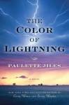 The Color Of Lightning Canadian - Paulette Jiles