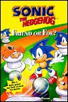 Sonic the Hedgehog: Friend or Foe - Michael Teitelbaum, Glen Hanson