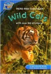 Read And Discover Wild Cats - Parragon, Janie Amos