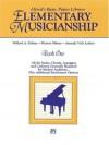 Musicianship Book: Elementary Musicianship - Willard Palmer, Morton Manus, Amanda Lethco