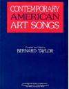 Contemporary American Art Songs - Bernard Taylor