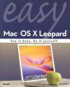 Easy Mac OS X Leopard - Kate Binder