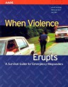 When Violence Erupts: A Survival Guide for Emergency Responders - Dennis Krebs