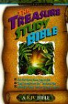Treasure Study Bible Kjv - Betsy Rossen Elliot, Valerie Weidemann, Carol Smith