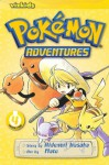 Pokémon Adventures, Vol. 4 - Hidenori Kusaka, Mato
