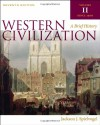 Western Civilization: A Brief History, Volume II, Since 1500 - Jackson J. Spielvogel