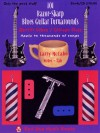 101 Razor Sharp Blues Guitar Turnarounds Book And Cd (Red Dog Music Books Razor Sharp Blues Guitar Series) - Larry McCabe