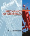 Mechanics of Materials and MasteringEngineering with Pearson eText -- Standalone Access Card -- for Mechanics of Materials Package - Russell C. Hibbeler