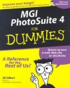 Mgi Photosuite 4 for Dummies - Jill S. Gilbert, Jill Gilbert