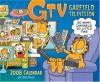 CALENDAR: Garfield: 2008 Wall Calendar - NOT A BOOK