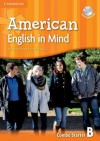 American English in Mind Starter Combo B with DVD-ROM - Herbert Puchta, Jeff Stranks