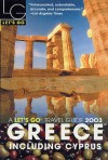 Let's Go Greece 2003 - Let's Go Inc.