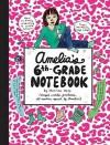 Amelia's 6th-Grade Notebook - Marissa Moss