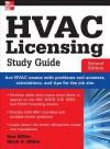 HVAC Licensing Study Guide - Rex Miller, Mark Miller