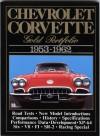 Chevrolet Corvette: Gold Portfolio 1953-1962 - R.M. Clarke