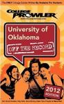 University of Oklahoma 2012: Off the Record - Peter Jones