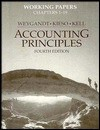 Accounting Principles: Working Papers: Chapters 1-19 - Jerry J. Weygandt, Donald E. Kieso, Paul D. Kimmel, Dick D. Wasson