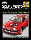 Vw Golf And Vento Service And Repair Manual (Haynes Service & Repair Manuals) - Mark Coombs, Spencer Drayton