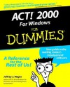 Act! 2000 For Windows For Dummies - Jeffrey J. Mayer