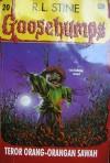 Teror Orang-Orangan Sawah (Goosebumps, #20) - R.L. Stine