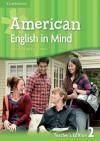 American English in Mind Level 2 Teacher's Edition - Herbert Puchta, Jeff Stranks, Brian Hart
