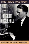 The Price Was High: Fifty Uncollected Stories - F. Scott Fitzgerald, Matthew J. Bruccoli