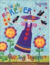 Friends Forever Quilting Together - Nancy J. Smith, Lynda Milligan