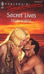 Secret Lives (Harlequin Temptation, No 399) - Regan Forest