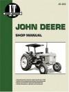 John Deere Shop Manual Jd-202 Models: 2510, 2520, 2040, 2240, 2440, 2640, 2840, 4040, 4240, 4440, 4640, 4840 (I&T Shop Service) - Intertec