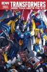 Transformers: More Than Meets the Eye #39 - James Roberts, Alex Milne
