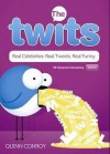 Twits: Funny and Dumb Celebrity Tweets - Sourcebooks Inc, Quinn Conroy