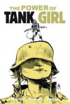Tank Girl Omnibus : The Power Of Tank Girl - Alan Martin, Ashley Wood, Rufus Dayglo