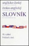 English-Czech Czech-English Dictionary - Hippocrene Books, Jiri Kramsky