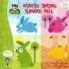 Winter Spring Summer Fall (Pbs: A Touch And Feel Seasons Book) - Ellen Weiss