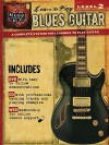Level 2: Blues Guitar: Learn to Play with CD (Audio) and DVD (House of Blues) (House of Blues) - John McCarthy