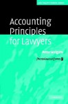 Accounting Principles for Lawyers - Peter Holgate